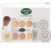 BEAUTY CARE SAMPLE KIT with FREE Kabuki Brush