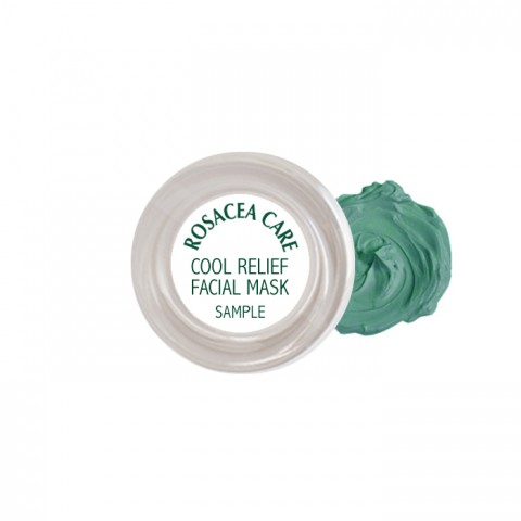 COOL RELIEF FACIAL MASK Sample