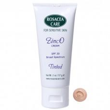 TINTED ZincO - SPF 20
