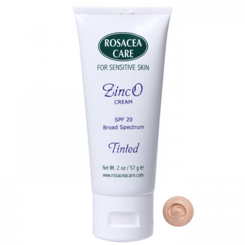 TINTED ZincO - SPF 20